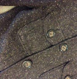 Пиджак Zara новый