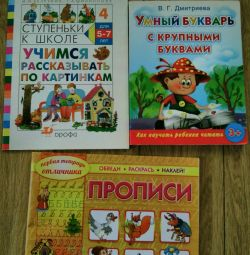 Books on preparation for school