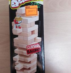 Genga Πίνακας παιχνίδι πύργος μεγάλο