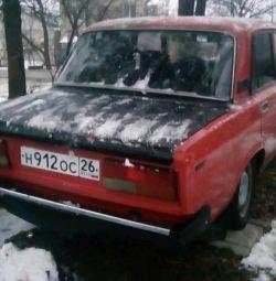 VAZ (Lada) 2107, 1990