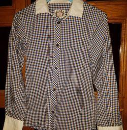 Shirt of the Italian company il mio tutto