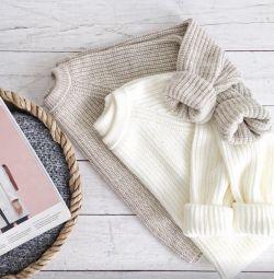 Beige New Sweater
