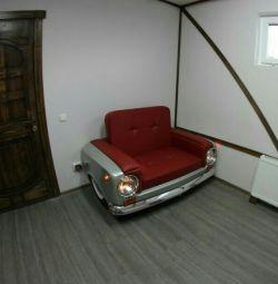 Автомебель.кресло и диван.новая!