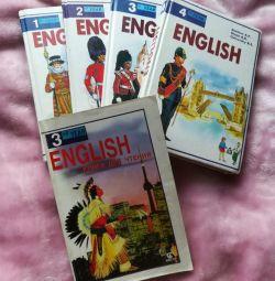English textbook 5-8 grade