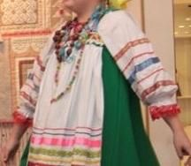 Folk costume in excellent condition