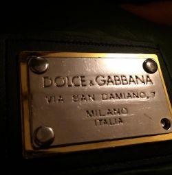 Ветровка DOLCE&GABBANA пыльник Италия