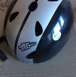 Second-hand decathlon helmet 58-61 cm