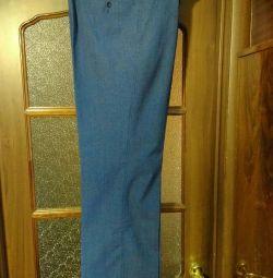 Pantaloni noi pentru bărbați, făcuți în Polonia