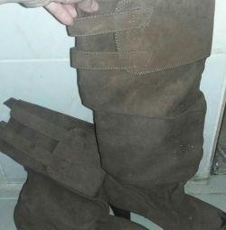 Μπότες Zara 36 rr