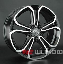 Колесные диски Replay Opel (OPL62) 7x17 PCD 5x105 ET 42 DIA 56.6 BKF