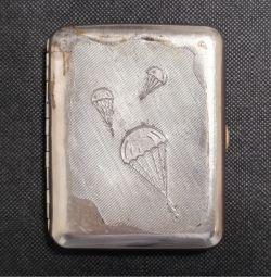 Cigarette case of the USSR Paratroopers 50th paratroopers V.D.V