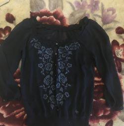 Light blouse