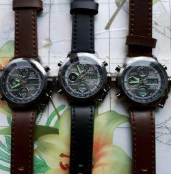 Αντρικά ρολόγια ανδρών