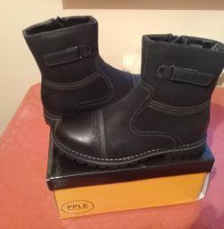 Νέες, χειμερινές μπότες 40