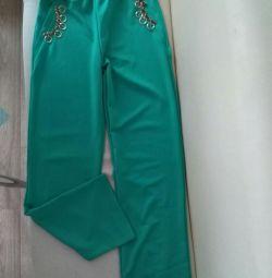 Yeni pantolon.46-48 boyutu