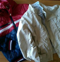 Jachetă + parbriz (preț pentru ambele)