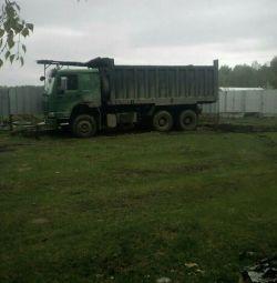 Dump truck services 25ton