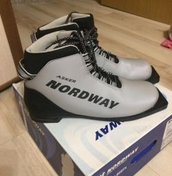 Ski boots 43р. Nordway