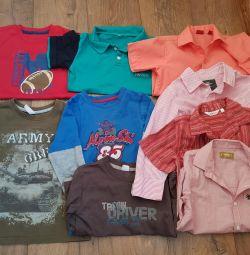 Μπλουζάκια για αγόρι
