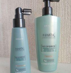 Шампунь-стимулятор росту волосся «Експерт Нео»