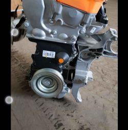 Noul motor Renault Duster 2.0 benzină F4R 412