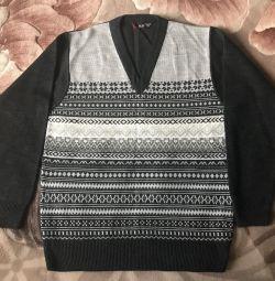 Новый! Мужской свитер