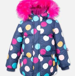 Куртка дитяча зимова нова