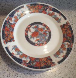 Serving plates 23 cm