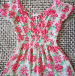 Chiffon blouse size 42-44