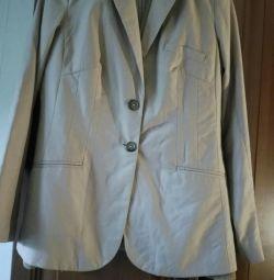 Men's brand jacket