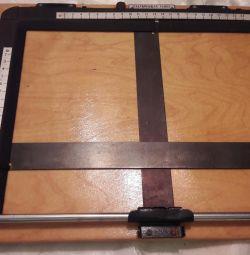 Framing frame 18x24 cm