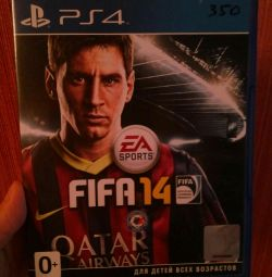 PlayStation 4 için Fifa 14