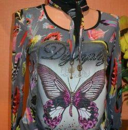New light blouse