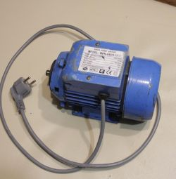370W electric motor manufactured in the UK
