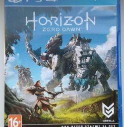 Game on PS4 Horizon Zero Dawn
