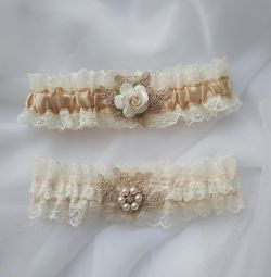 Garter for the bride in stock