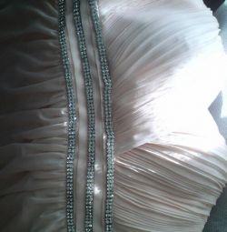 Rochie nouă în podea
