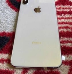 iPhone XS Max 128gib белый