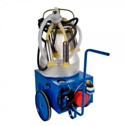 The milking machine for goats the Farmer AD-02SK