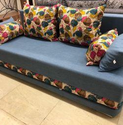 Sofa bed Neo-40 DB (1 cat.)
