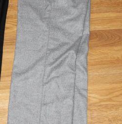 теплые штаны futurino р.164 см