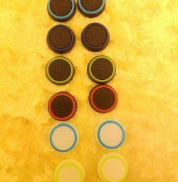 Накладки на стики PS4 thumbstick
