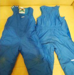 Decathlon overalls