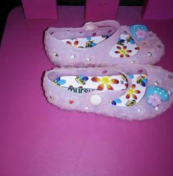Pantofi Mursu, branț de 15 cm