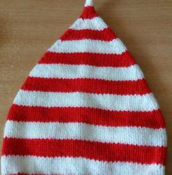 Tricotat Santa Hat