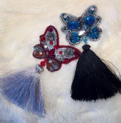 Handmade Jewelry Gift Brooch