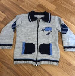 3-4 year old sweater