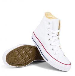 Τα πάνινα παπούτσια συνομιλούν