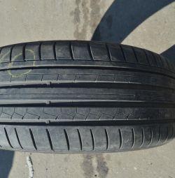 245-35-R20 Dunlop RunFlat Καλοκαιρινό μονό