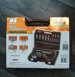 Tool kit 94 items
